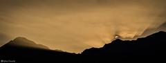 """Rays of Light"" (fab's_photos) Tags: approvato montagna mountain luce light rays raggi italia italy moggio nikond4 nikon80200"