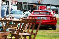 Ferrari 328 GTS @ Schloss Dyck Classic Days 2016 (Stijn Braes) Tags: ferrari 328 gts schloss dyck classic days 2016 porsche 928