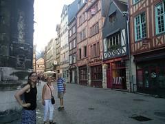 Tour dans Rouen