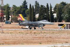 BAF F-16 Solo Display team (Manolis Anastasakis Photography) Tags: rebull haf afw 2016 f16 m2000