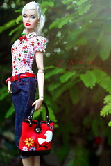 Ooh La La !  ( Zezaprince ) Tags: poppy parker ooh la fashion royalty fr doll integrity toys toy jason wu thailand glamour model muse glam very beautiful so elegant fabulous stunning luxury gorgeous beauty wclub club dolls tfdc zezaprince photograpy photographer world collection collectible power mind couture authenticity love self esteem compassion live best you thank create exceptional glorious shine sparkle star good first special emotion high magic spell incandescent addict cherry pie