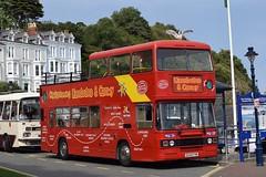 Alpine D244FYM (Lukes transport photos UK (lucas.d410)) Tags: llandudno bus