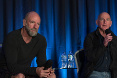 Q&A with Graham McTavish and Gary Lewis (StephenieEloise) Tags: starfury the highlanders outlander graham mctavish gary lewis