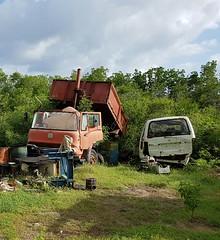 BEDFORD IN ANTIGUA (TruckerPat) Tags: antigua oldlorry oldbedford bedford lorry