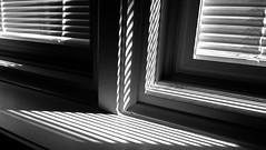 window light & shadow (1) (Ange 29) Tags: window blinds light shadow bw nokia lumia 1020 king township canada