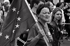 March for Europe (Kev_Barrett) Tags: nikond3200 city traveller urban nikon originalfilter cityscape euro brexit streetphotography street cityscapes perspective streetphoto cityscene bw art composition blackandwhite europe thames d3200 westminster travel londoncity