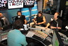 98 Degrees returns to the Covino & Rich Show (covinoandrich) Tags: covino rich show siriusxm satellite radio celebrity interview studio 98 degrees boy band my2k tour nick lachey