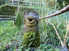2016100507v39 2v3Llling 2v2Kurpark Krnten (rerednaw_at) Tags: knten llling ausflug kurpark brunnenfrosch