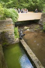 DUG_7326r (crobart) Tags: fallingwater frank lloyd wright kaufmann bear run nature reserve pennsylvania