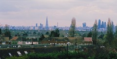 View of London from Eltham Woods (Matthew Huntbach) Tags: eltham london view