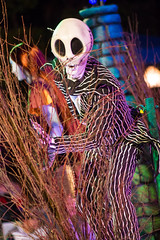 Frightfully Fun Parade (jodykatin) Tags: mickeyshalloweenparty frightfullyfunparade disneyland jackskellington nightmarebeforechristmas