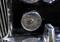 Daimler limo detail (Pim Stouten) Tags: arden british car auto wagen pkw vhicule macchina burgzelem jag jaguar daimler 420 420g limo limousine