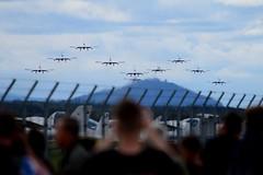 DSC_5427 (sauliusjulius) Tags: nato days ostrava 2016 czech air force september 17  18 leos janacek airport osr lkmt frecce tricolori 313 gruppo addestramento acrobatico aermacchi mb339