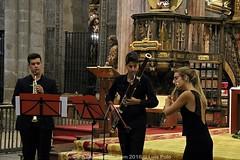 Dúo Nannerl, Anxo y Estrela Fernández con Diego Basadre 8