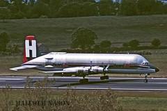 CANADAIR CL44-0 EI-BND HEAVYLIFT (shanairpic) Tags: propliner cl44 guppy shannon irish heavylift eibnd