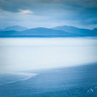 Isle of Harris - Morning haze