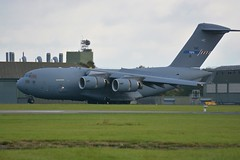 01 F-207SAC-1 CN 50208 NATO C17 Raf Leeming oct 2016 (judgeimages) Tags: the strategic airlift capability sac concept originated nato hq mid2006 officials national representatives envisaged partnered solution that would satisfy need for member states without economic resources field permanent originally this idea was called nsac in october 2006 first nonnato nation joined initiative changed its name moved outside alliance