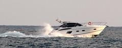 Princess V39 (vic_206) Tags: princessv39 boat ship lancha sea mar yacht canoneos7d canon300f4liscanon14xii