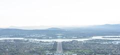 Canberra (leonsidik.com) Tags: leon sidik canberra fujifilm sunset landscape 2016 vintage national australia act capital city sky mountains parliament house
