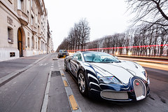 Bugatti Veyron Grand Sport L'Or Blanc (Valkarth) Tags: mars paris france car sport bug march dubai ultimate or dream kingdom grand voiture arab coche saudi arabia gran ob 13 lor bugatti blanc gs supercar reve qatar veyron ultime ksa bugg gransport arabie 2013 grandsport hypercar worldcars saoudite 2k13