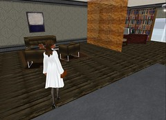 Roleplay: Severa Beach (Nicolette du Jour) Tags: california psychiatry sl gaming doctor secondlife roleplay psychiatrist severa severabeach