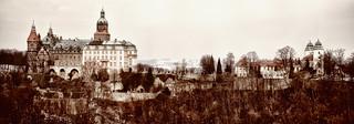 Poland Castle Książ