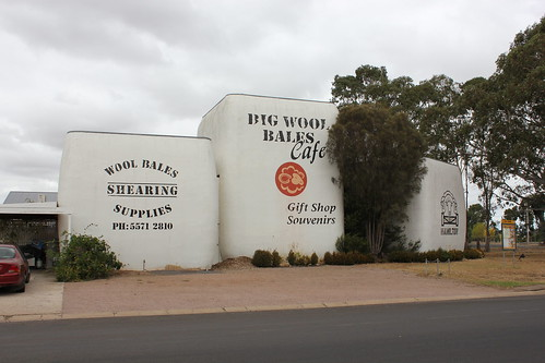 Big Wool Bales