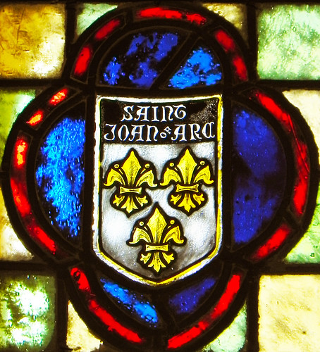 Shield of St. Joan of Arc