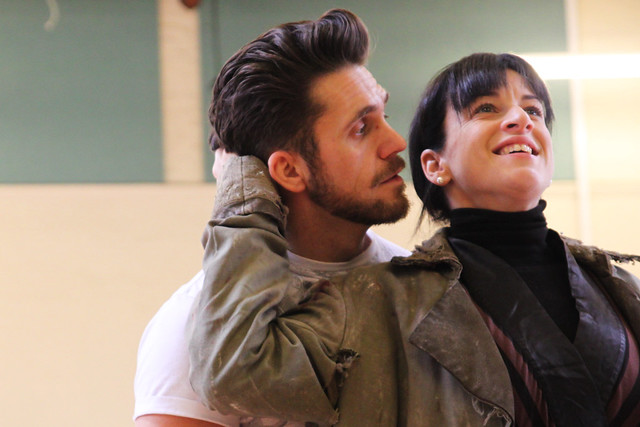 "Ed Lyon and Madeleine Pierard in rehearsals for the Jette Parker Young Artists performance of L'isola disabitata in Hobart, Australia.      Photo by Chris Shipman     <a href=""http://www.roh.org.uk"" rel=""nofollow"">www.roh.org.uk</a>"