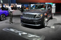 Jeep SRT (craig grieco) Tags: auto show new york ny nikon jeep jacob center international javits srt nyias srt8 nyas d90
