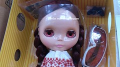 Blythe Merry Skier Second Hand Doll Used