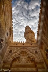 Azhar Entrance February 22, 2013 f/10 Canon EOS 5D Mark III (taharaja) Tags: egypt cairo hussein husain anwar misr fatemi juyushi lulua attiq aqmar fatimidcity moizlidinillahstreet mosqueofhakim