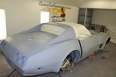 """1973 Corvette Stingray • <a style=""""font-size:0.8em;"""" href=""""http://www.flickr.com/photos/85572005@N00/8635988842/"""" target=""""_blank"""">View on Flickr</a>"""