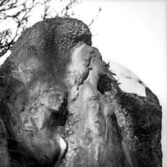 Direction - Pre-Lachaise - Paris (Remy Carteret) Tags: trees blackandwhite bw sculpture cemeteries paris france tree cemetery grave statue canon square eos blackwhite thought noir noiretblanc rip religion tomb tombstone statues belief nb graves arbres thoughts squareformat mind mk2 5d canon5d tombstones et perelachaise arbre blanc religions sculptures lachaise cimetiere pense pensee croix burialground mkii tombe pre prelachaise markii cimetire penses mark2 pensees 20e croyances cimetieres paris20e cimentires canoneos5dmarkii cgth 5dmarkii canon5dmark2 5dmark2 canon5dmarkii canoneos5dmark2 remycarteret rmycarteret cryances coyance citmetires