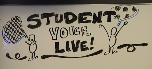 Student Voice LIVE! – New York City by Dell