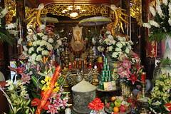 Bach Ma temple (mevrain) Tags: vietnam hanoi