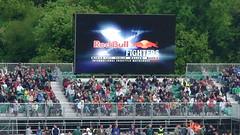 46sqm Red Bull (BigTVltd) Tags: uk red england film bike tv big concert display britain great screen bull led event screens vt hire bigtv xfighters wwwbigtvcouk wwwskyflycouk bigtvltd