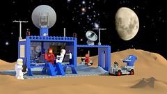 926-1: Command Centre (juraj3579) Tags: digital lego centre command ldraw 926