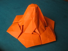 Andrey Ermakov's Hat (georigami) Tags: paper origami papel papiroflexia