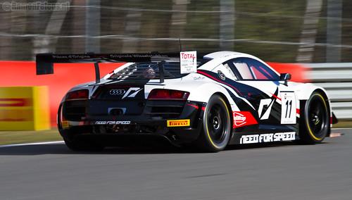 #11 Audi R8 LMS ultra