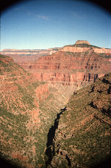 Grand Canyon steep-sided canyon carved by the Colorado River in the U.S. state of Arizona in North America 1987 080 (photographer695) Tags: grand canyon steepsided carved by colorado river us state arizona north america 1987
