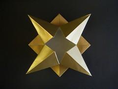 Star Box  Francesco Guarnieri (Rui.Roda) Tags: star origami box estrela caja caixa estrella papiroflexia francesco bote toile guarnieri