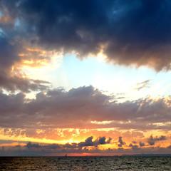 the night before..... (jjamv) Tags: sunset italy clouds atardecer capri zonsondergang italia tramonto nuvole sonnenuntergang campagna pôrdosol nubes nuvens napoli naples positano puestadesol sorrento ischia amalfi nwn puestadelsol nubi golfodinapoli castellammaredistabia frameit projectweather mygearandme jjamv julesvtravel besteverexcellencegallery acrossoftheworld juliusvloothuis