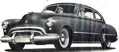 1948 Oldsmoble Futuramic (dok1) Tags: 1948 country gentleman oldsmobile dok1 1948oldsmobile