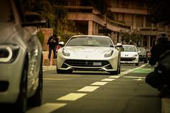 The Diva (Lawntech Photography) Tags: france cars car design nikon focus ferrari montecarlo monaco supercar supercars f12 d300 carporn cavallino hypercar topmarques nikond300 lawntech topmarquesmonaco ferrarif12 f12berlinetta