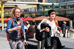 London streets people # 4