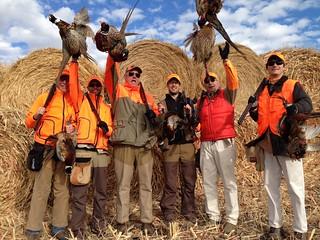 South Dakota Pheasant Hunt - Pierre 1