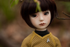(koroa) Tags: trek star doll cosplay bjd tos narsha zihu