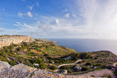 Dingli cliffs (ZX-6R) Tags: water landscapes place country malta environnement dingli seaocean christophefaugere wwwchristophefaugerecom httpwwwchristophefaugerecom