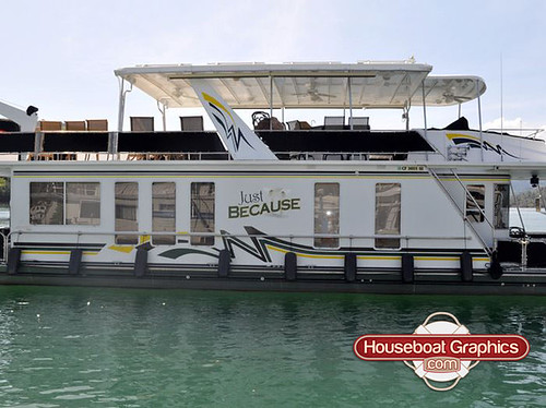 Flickriver Most Interesting Photos Tagged With Houseboatgraphics - Custom houseboat vinyl names